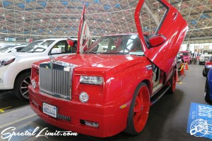 CUSTOM PARTY Vol.6 Port Messe Nagoya LEROY EVENT  CADILLAC ESCALADE