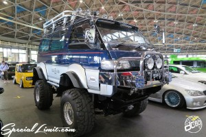 CUSTOM PARTY Vol.6 Port Messe Nagoya LEROY EVENT MITSUBISHI DELICA
