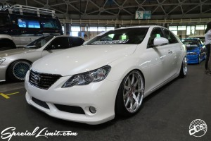 CUSTOM PARTY Vol.6 Port Messe Nagoya LEROY EVENT TOYOTA MARKX