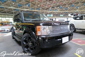 CUSTOM PARTY Vol.6 Port Messe Nagoya LEROY EVENT LAND ROVER