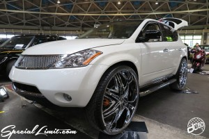 CUSTOM PARTY Vol.6 Port Messe Nagoya LEROY EVENT NISSAN MURANO