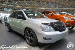 CUSTOM PARTY Vol.6 Port Messe Nagoya LEROY EVENT TOYOTA HARRIER