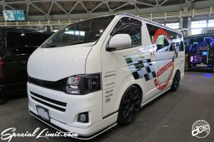 CUSTOM PARTY Vol.6 Port Messe Nagoya LEROY EVENT TOYOTA HIACE Car Audio Club MTX