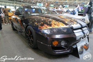 CUSTOM PARTY Vol.6 Port Messe Nagoya LEROY EVENT NISSAN SKYLINE