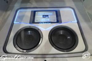 CUSTOM PARTY Vol.6 Port Messe Nagoya LEROY EVENT Car Audio Club TOYOTA PRIUS HYBRID DIATONE BRAX