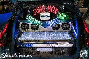 CUSTOM PARTY Vol.6 Port Messe Nagoya LEROY EVENT Pole Dance ICE KURO dc601 JUKE BOX  REBEL Blue CRIMSON MYRTLE