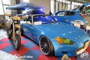 CUSTOM PARTY Vol.6 Port Messe Nagoya LEROY EVENT Pole Dance ICE KURO dc601 REBEL Blue S2K Python Leather KLX Super Motored