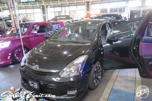 CUSTOM PARTY Vol.6 Port Messe Nagoya LEROY EVENT Pole Dance ICE KURO dc601 TOYOTA WISH Audio Machine