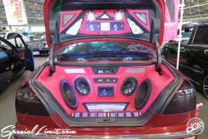 CUSTOM PARTY Vol.6 Port Messe Nagoya LEROY EVENT NISSAN CIMA F50 Audio
