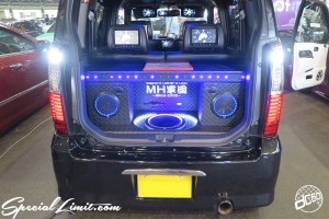 CUSTOM PARTY Vol.6 Port Messe Nagoya LEROY EVENT SUZUKI WagonR MH Audio