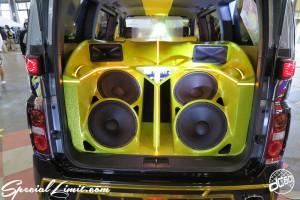 CUSTOM PARTY Vol.6 Port Messe Nagoya LEROY EVENT ELGRAND Audio