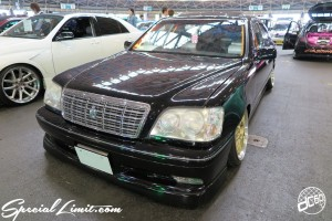 CUSTOM PARTY Vol.6 Port Messe Nagoya LEROY EVENT TOYOTA CROWN Athlete