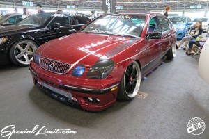 CUSTOM PARTY Vol.6 Port Messe Nagoya LEROY EVENT LEXUS GS VIP