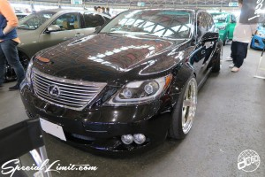 CUSTOM PARTY Vol.6 Port Messe Nagoya LEROY EVENT LEXUS LS WIDE VIP