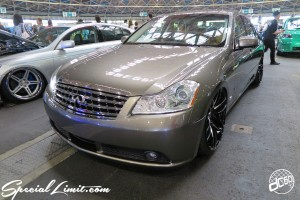 CUSTOM PARTY Vol.6 Port Messe Nagoya LEROY EVENT NISSAN FUGA INFINITI M35