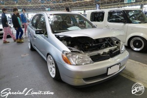 CUSTOM PARTY Vol.6 Port Messe Nagoya LEROY EVENT TOYOTA Echo Plats