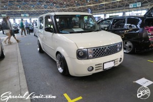 CUSTOM PARTY Vol.6 Port Messe Nagoya LEROY EVENT NISSAN CUBE