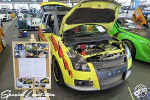 CUSTOM PARTY Vol.6 Port Messe Nagoya LEROY EVENT SUZUKI SWIFT Sports