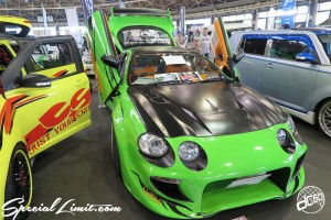 CUSTOM PARTY Vol.6 Port Messe Nagoya LEROY EVENT TOYOTA CERICA