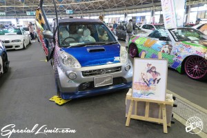 CUSTOM PARTY Vol.6 Port Messe Nagoya LEROY EVENT HONDA LIFE
