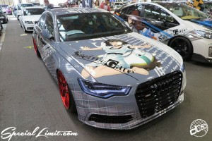 CUSTOM PARTY Vol.6 Port Messe Nagoya LEROY EVENT Audi S-Line