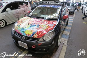 CUSTOM PARTY Vol.6 Port Messe Nagoya LEROY EVENT NISSAN AD VAN