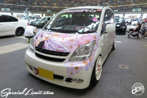 CUSTOM PARTY Vol.6 Port Messe Nagoya LEROY EVENT DAIHATSU MOVE