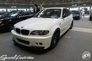 CUSTOM PARTY Vol.6 Port Messe Nagoya LEROY EVENT BMW E46