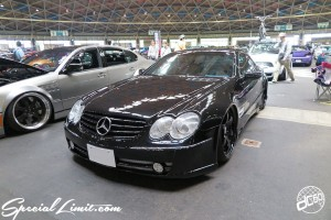 CUSTOM PARTY Vol.6 Port Messe Nagoya LEROY EVENT MERCEDES BENZ SL