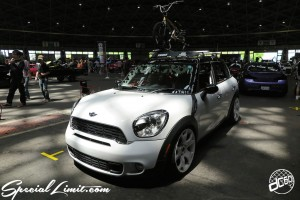 CUSTOM PARTY Vol.6 Port Messe Nagoya LEROY EVENT BMW MINI CROSS OVER 9010Design