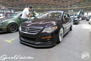 CUSTOM PARTY Vol.6 Port Messe Nagoya LEROY EVENT Volks Wagen Pasart CC