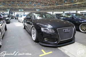 CUSTOM PARTY Vol.6 Port Messe Nagoya LEROY EVENT Audi A5