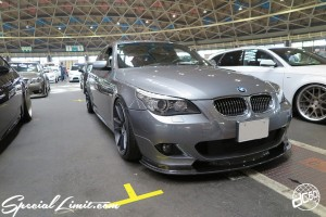 CUSTOM PARTY Vol.6 Port Messe Nagoya LEROY EVENT BMW E60