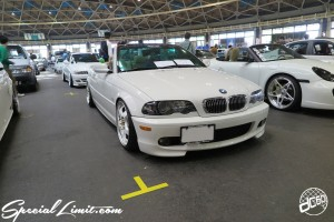 CUSTOM PARTY Vol.6 Port Messe Nagoya LEROY EVENT BMW E46 Cabrioret
