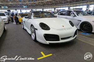 CUSTOM PARTY Vol.6 Port Messe Nagoya LEROY EVENT PORSCHE BOXTER FORGIATO