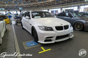 CUSTOM PARTY Vol.6 Port Messe Nagoya LEROY EVENT BMW E90 WIDE BODY