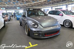 CUSTOM PARTY Vol.6 Port Messe Nagoya LEROY EVENT Volk Wagen The Beetle CRIMSON RS CV WIRE