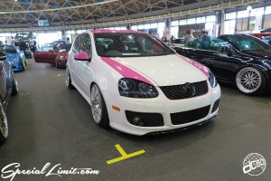 CUSTOM PARTY Vol.6 Port Messe Nagoya LEROY EVENT Volks Wagen Golf Mk.5