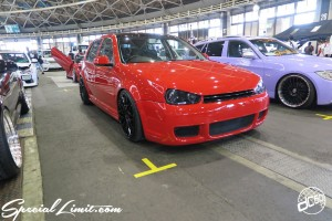 CUSTOM PARTY Vol.6 Port Messe Nagoya LEROY EVENT Volks Wagen Golf Mk.4