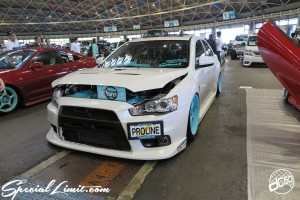 CUSTOM PARTY Vol.6 Port Messe Nagoya LEROY EVENT MITSUBISHI Lancer Evolution