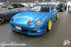 CUSTOM PARTY Vol.6 Port Messe Nagoya LEROY EVENT TOYOTA CELICA