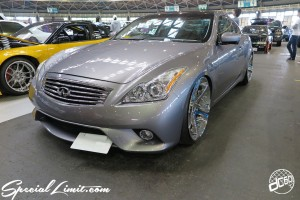 CUSTOM PARTY Vol.6 Port Messe Nagoya LEROY EVENT NISSAN V36 Skyline Coupe