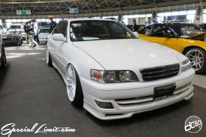 CUSTOM PARTY Vol.6 Port Messe Nagoya LEROY EVENT TOYOTA CHASER Stance WORK