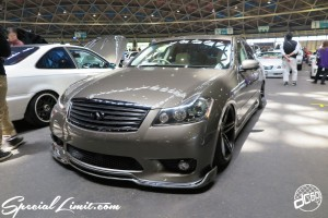 CUSTOM PARTY Vol.6 Port Messe Nagoya LEROY EVENT NISSAN FUGA M35