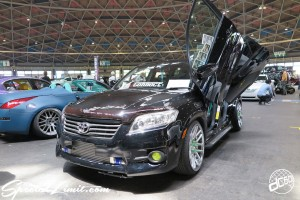 CUSTOM PARTY Vol.6 Port Messe Nagoya LEROY EVENT TOYOTA Vangard