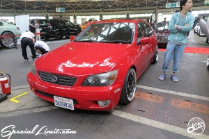 CUSTOM PARTY Vol.6 Port Messe Nagoya LEROY EVENT TOYOTA ALTEZZA LEXUS IS