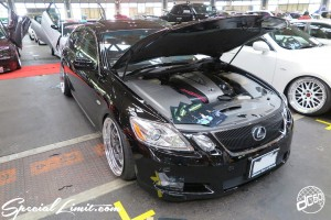 CUSTOM PARTY Vol.6 Port Messe Nagoya LEROY EVENT LEXUS GS