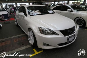 CUSTOM PARTY Vol.6 Port Messe Nagoya LEROY EVENT LEXUS IS Stance WORK