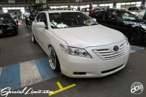 CUSTOM PARTY Vol.6 Port Messe Nagoya LEROY EVENT TOYOTA CAMRY