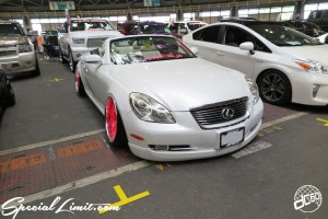 CUSTOM PARTY Vol.6 Port Messe Nagoya LEROY EVENT LEXUS SC TOYOTA SOALAR